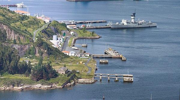 Base Naval da Graña - Wikiwand