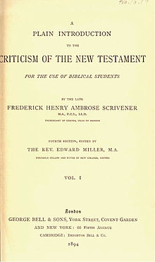 A Plain Introduction (1894) title page.JPG