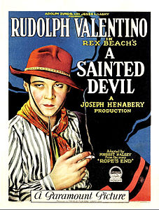 A Sainted Devil theatrical poster.jpg