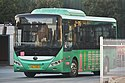 A Yutong E8 bus on Route S157 at Nanyangzhai Railway Station 20181029.jpg