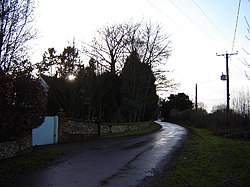 A lane at Wivelrod - geograph.org.uk - 98848.jpg