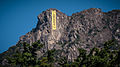 A new banner on the lion rock -umbrellarevolution -umbrellamovement -occupyhk -occupyhongkong (16134715622).jpg