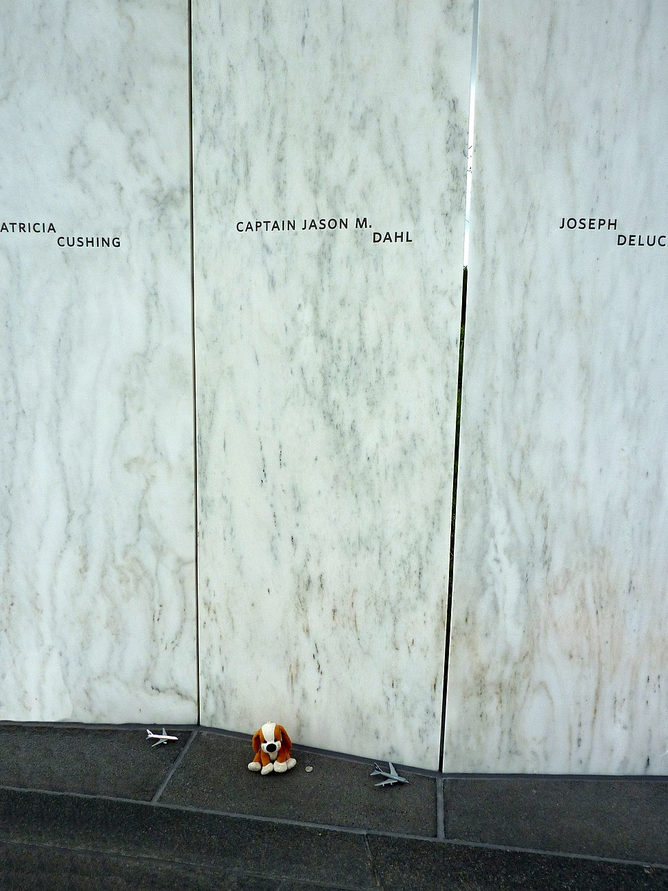 A tour of the Flight 93 National Memorial - 20