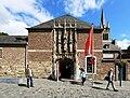 Aachen, Johannes-Paul II.-Straße 15, gotischer Torbogen 15. Jahrhundert.jpg