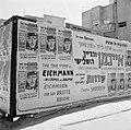 Aanplakbiljetten over de veroordeling van Karl Adolf Eichmann, Bestanddeelnr 255-1850.jpg