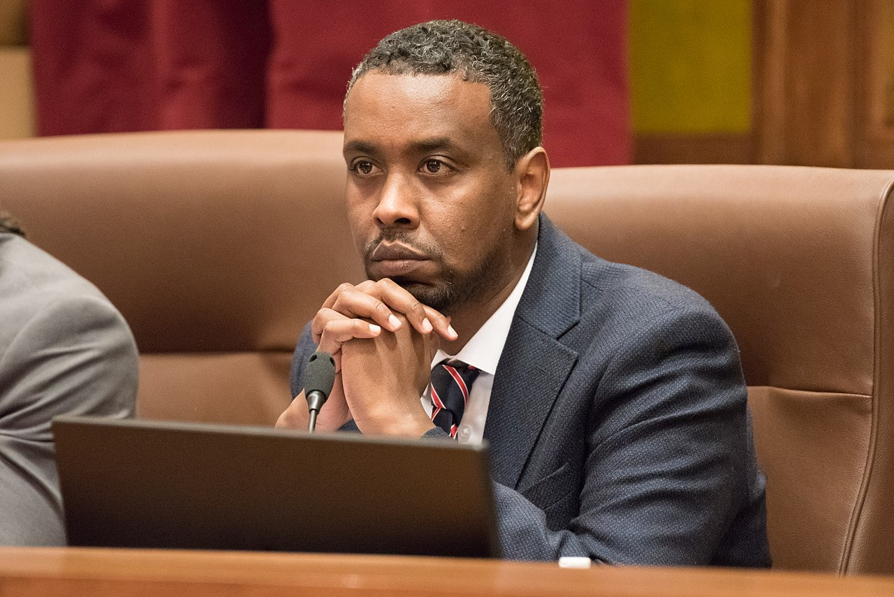 On sunday, nine minneapolis city council members announced their commitment to dismantle the minneapolis police department. File:Abdi Warsame, Minneapolis City Council Member ...