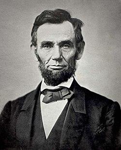 エイブラハム・リンカーン - ウィキペディアより引用