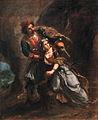 Abydos fiancee-Eugene Delacroix-MBA Lyon B1839-IMG 0469.jpg