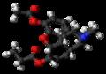 Acetylpropionylmorphine molecule ball.png