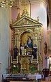 Achenkirch - Pfarrkirche hl Johannes der Täufer - linker Seitenaltar.jpg