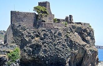 Aci Castello - The Castello Normanno at Aci Castello
