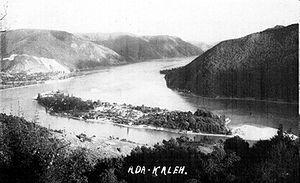 Ada Kaleh - A photo of Ada Kaleh.