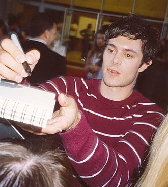 Adam Brody - Brody at the 2005 Toronto International Film Festival