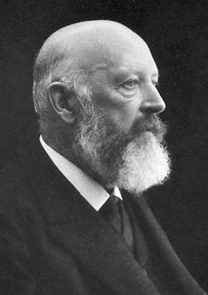 Adolf von Baeyer - von Baeyer in 1905