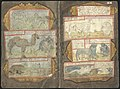 Adriaen Coenen's Visboeck - KB 78 E 54 - folios 013v (left) and 014r (right).jpg
