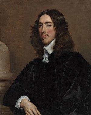 Johan de Witt - Portrait by Adriaen Hanneman, 1652