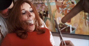 "Adrienne Corri - Adrienne Corri getting ""ready for love"" in her most notable role in a trailer for A Clockwork Orange (1971)"