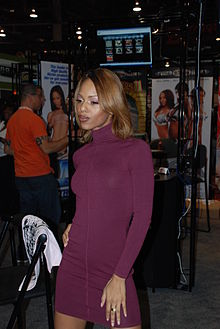 Adult Expo 2009 Marie Luv 03.jpg