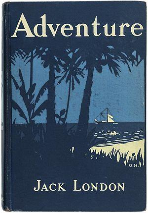Adventure (novel) - Image: Adventure book cover