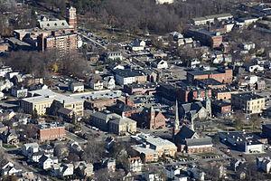 Leominster, Massachusetts - Downtown Leominster
