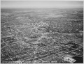 Aerial view of San Antonio. Texas, and the surrounding plains, 12-1939 - NARA - 512843.tif