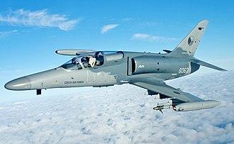 Aero L-159 Alca - Czech Air Force L-159A ALCA