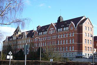 Tuttlingen - Aesculap headquarters