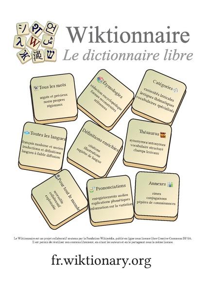 File:Affiche Wiktionnaire Mosaïque.pdf