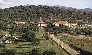 Africa University - Campus view
