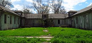 National Register of Historic Places listings in Yazoo County, Mississippi - Image: Afro American Sons and Daughters Hospital