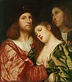 After Titian - The Lovers, circa 1510.jpg