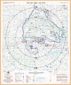 Air-crash search-and-rescue map. Hood Army Airfield (Fort Hood), Texas LOC 79691587.jpg