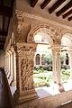 Aix cathedral cloister column detail 04.jpg