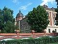 Akademia Ekonomiczna w Krakowie Main building 04.jpg
