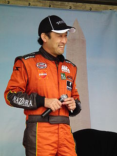 Akinori Ogata Japanese auto racing driver
