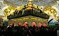 Al-Askari Shrine, days before Arbaeen - Nov 2017 04.jpg