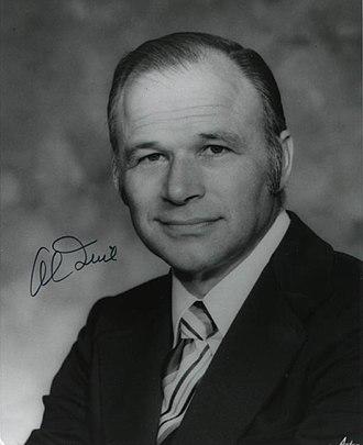 Al Quie - Quie in 1977