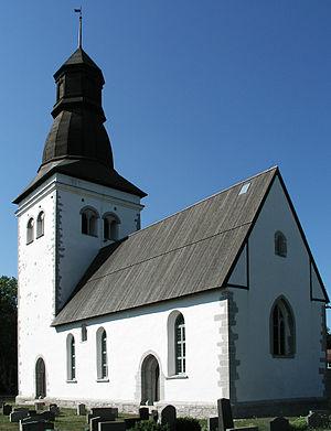 Ala Church - Image: Ala kyrka view 02