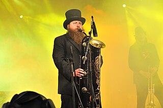 Jarno Sarkula Finnish musician