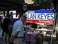 Alan Keyes booth.jpg