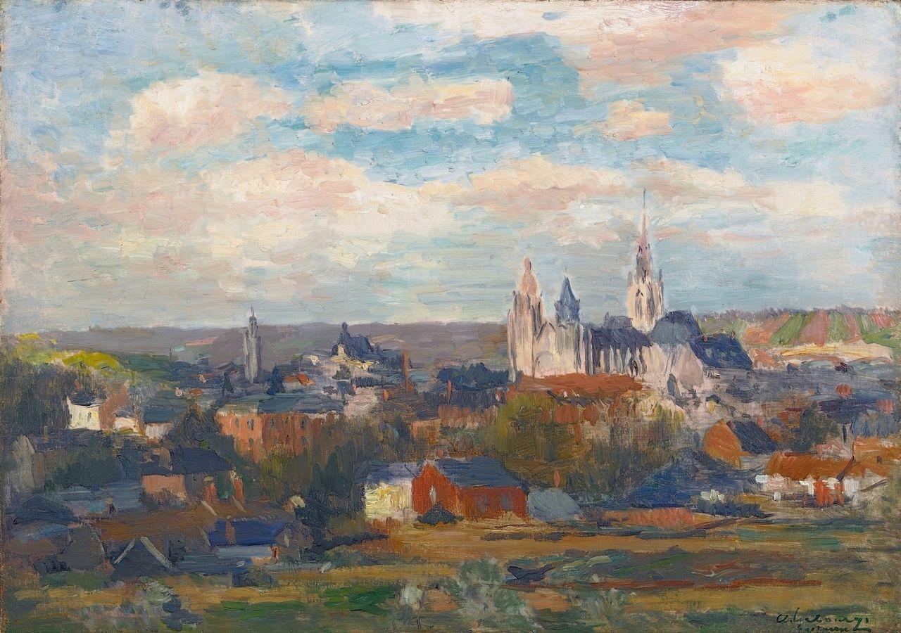 Peintres Ecole De Rouen albert lebourg - wikiwand