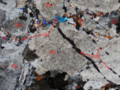 Albite-rich plagioclase from a pegmatite from Lofoten, North Norway.png