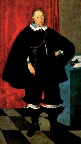 Albrycht stanislaw radziwill portrait 1640