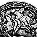 Alchon horseman on the Hephthalite Silver Bowl.jpg