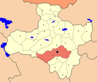 Aldarkhaan, Zavkhan - Image: Aldarkhaan, Zavkhan