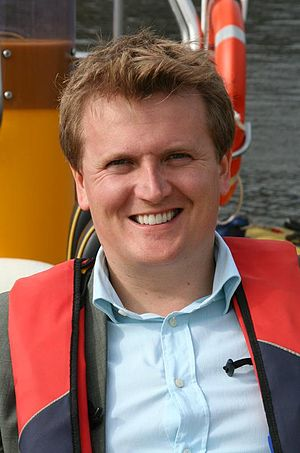 Aled Jones - Jones in 2007