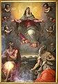 Alessandro allori, assunta tra i ss. giovanni battista e girolamo, 1580, 01.jpg