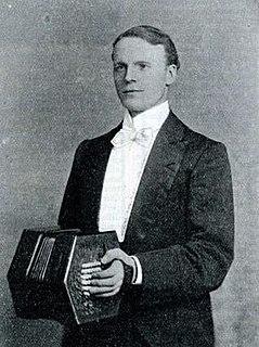 Alexander Prince Scottish concertinist and recording artist
