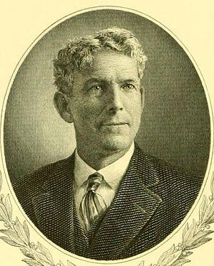Alexander C. Mitchell - Alexander C. Mitchell, Kansas Congressman
