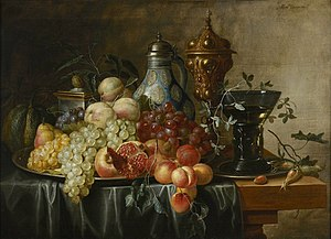 Alexander Coosemans - Still life with fruit